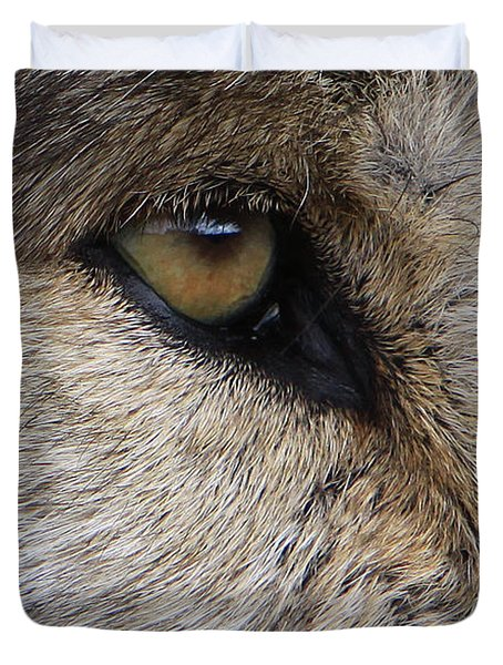 Eye Catcher Duvet Cover