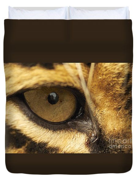 Eye On You Duvet Cover