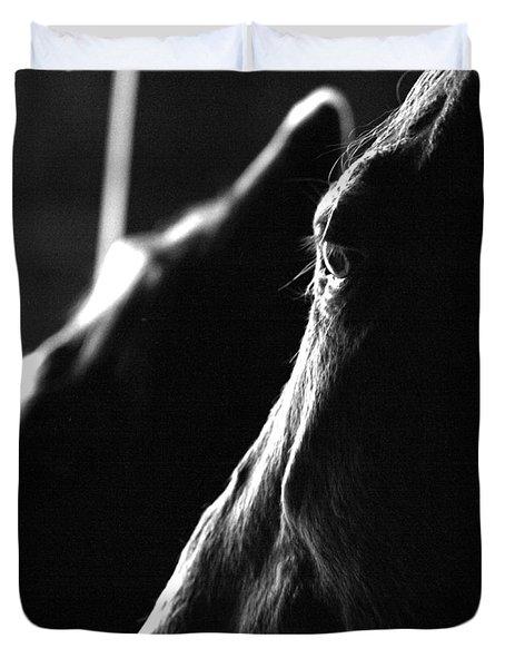Eye Squared Duvet Cover by Angela Rath
