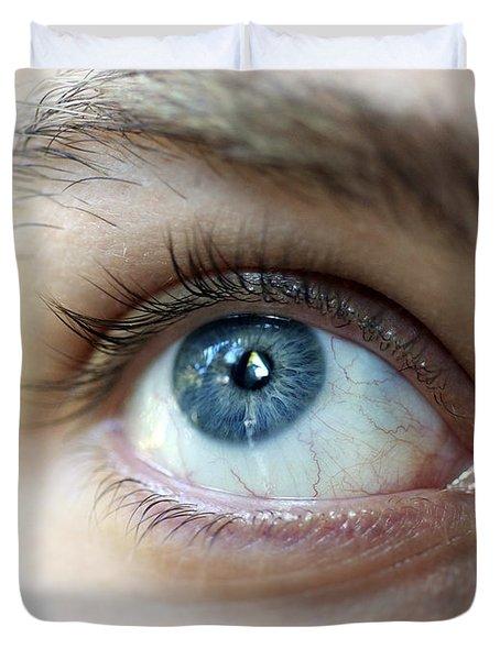 Eye Up Duvet Cover