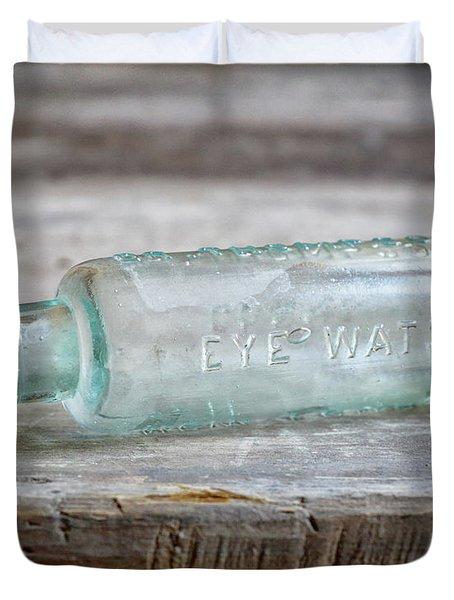 Eye Water Duvet Cover