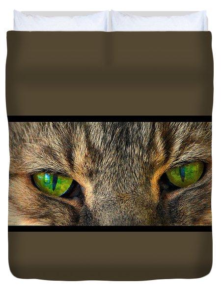 Eyes 1a Duvet Cover