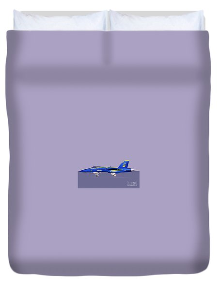 F18 Super Hornet Duvet Cover
