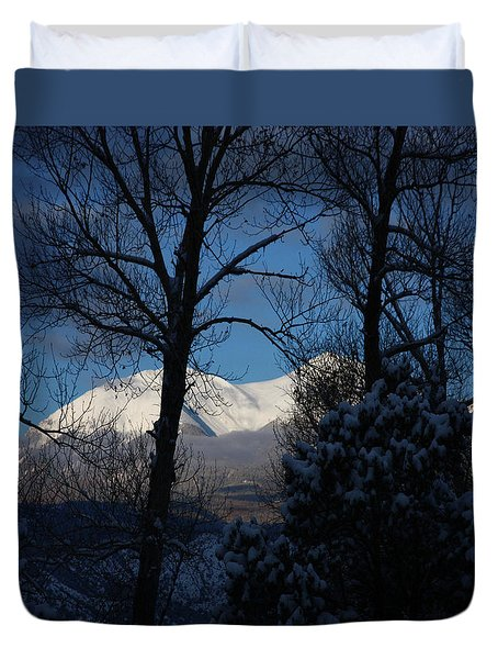 Faawinter001 Duvet Cover