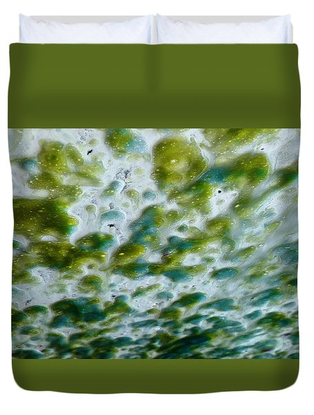 Fabulous In Foam Duvet Cover by Caryl J Bohn