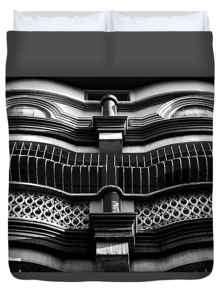 Facade Duvet Cover