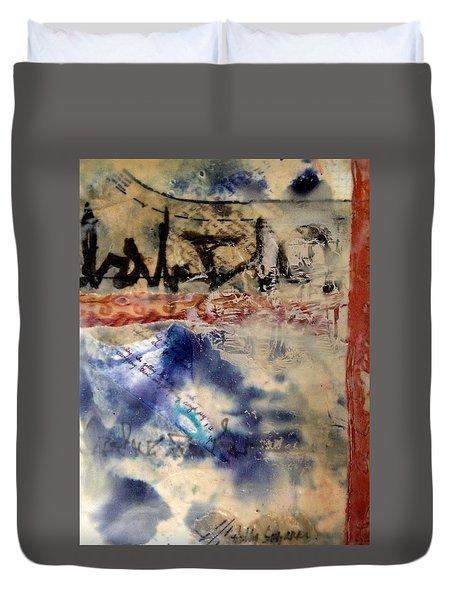 Faded Fantasies 3 Duvet Cover