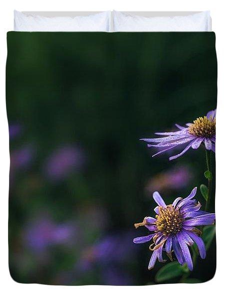 Fading Beauty Duvet Cover