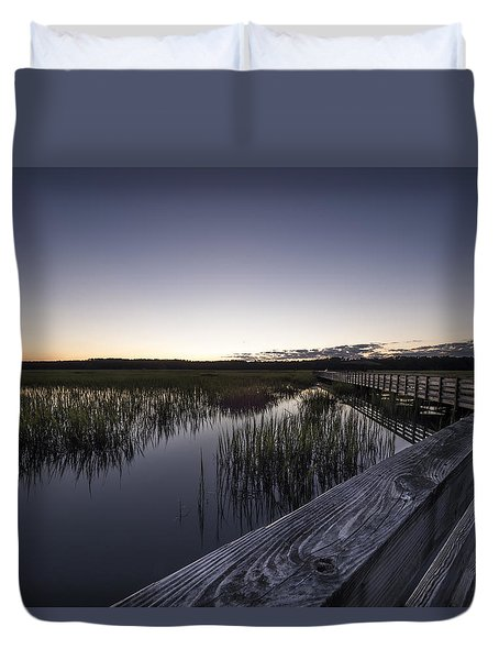 Fading Light Duvet Cover