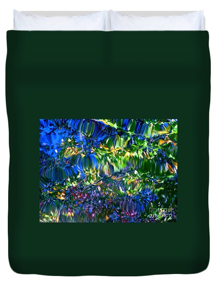 Faerie Frenzy Duvet Cover