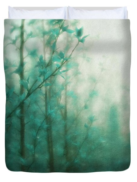 In The Deep Forest 2 Duvet Cover
