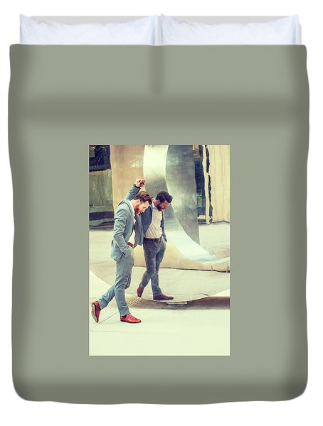 Failure Duvet Cover