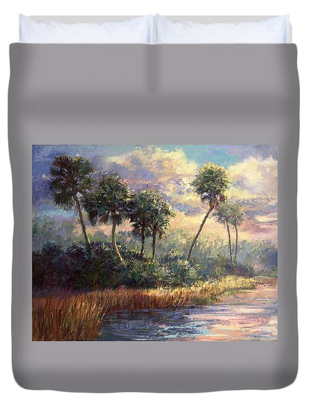 Fairchild Gardens Duvet Cover