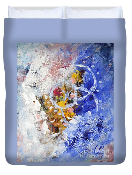 Fairground Duvet Cover