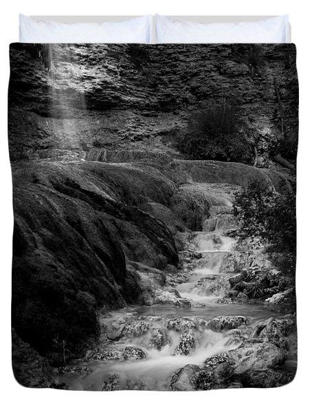 Fairmont Waterfall Duvet Cover