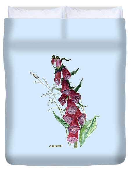Fairy Bells Duvet Cover