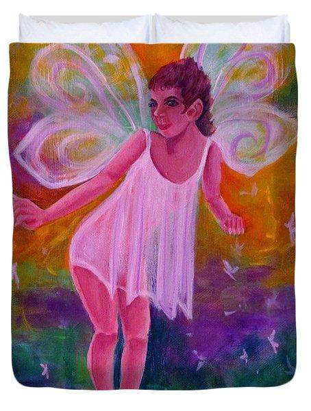 Fairy Glen Duvet Cover