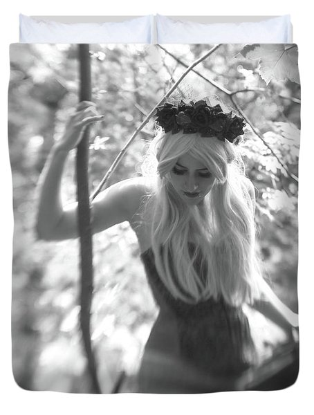 Fairy Queen Duvet Cover
