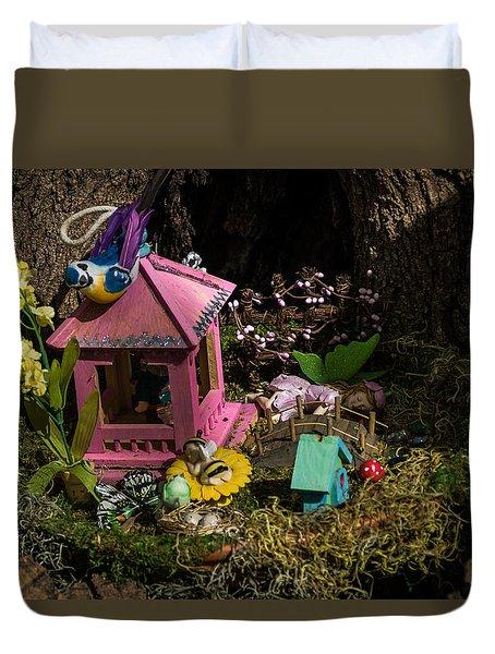 Fairy World 4 Duvet Cover