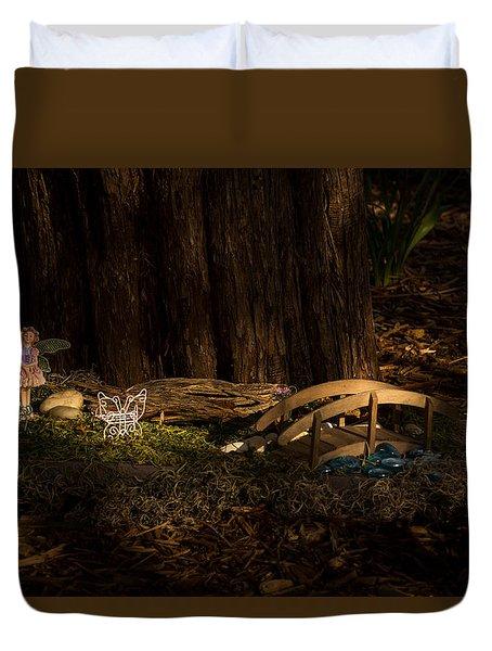 Fairy World Duvet Cover