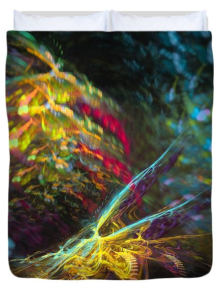 Fairy's Rhapsody Duvet Cover