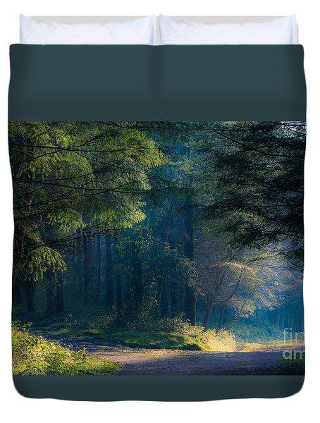 Fairytale Woods Duvet Cover
