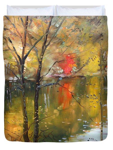 Fall 2009 Duvet Cover