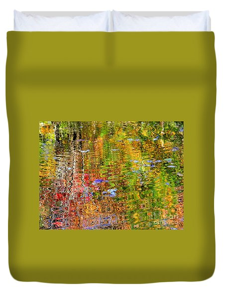Fall 2016 Duvet Cover