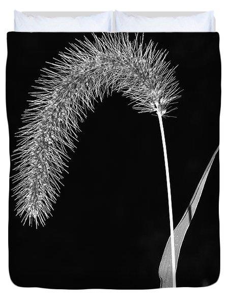 Fall Grass 1 Duvet Cover