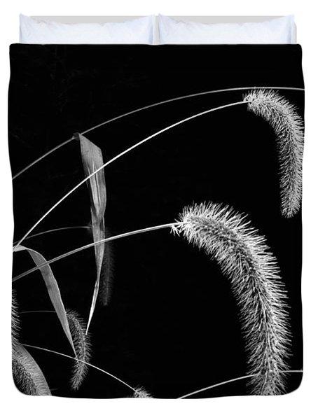 Fall Grass 3 Duvet Cover