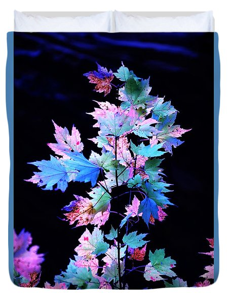 Fall Leaves1 Duvet Cover