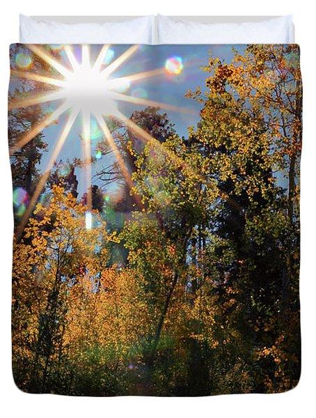 Fall Mt. Lemmon 2017 Duvet Cover