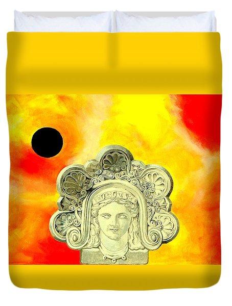 Fall Of Rome II Duvet Cover