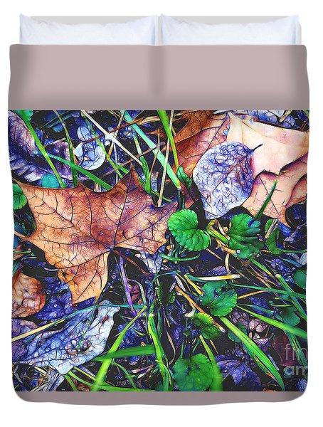 Fallen #3 Duvet Cover