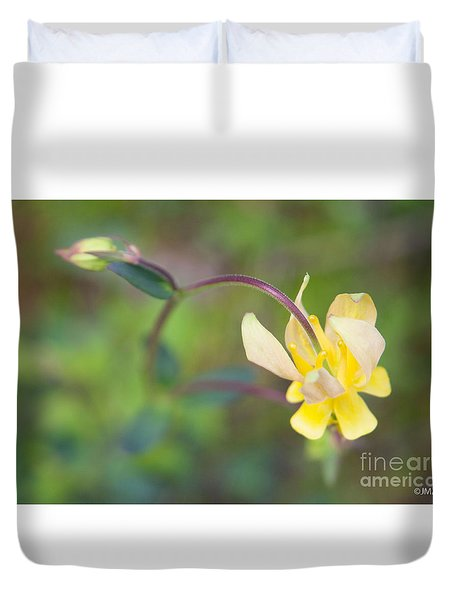 Fallen For You Duvet Cover