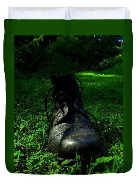 Fallen Soldier Duvet Cover