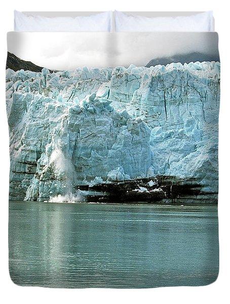 Falling Ice 8419 Duvet Cover