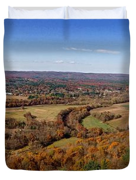 New England Duvet Cover
