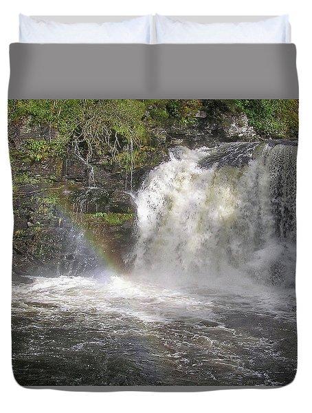 Falloch Rainbow Duvet Cover