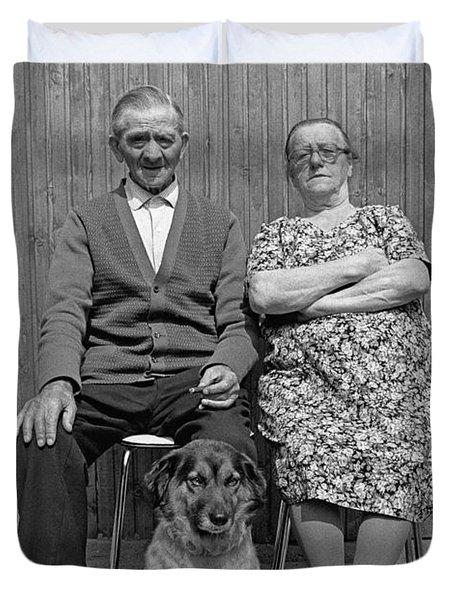 Family Duvet Cover