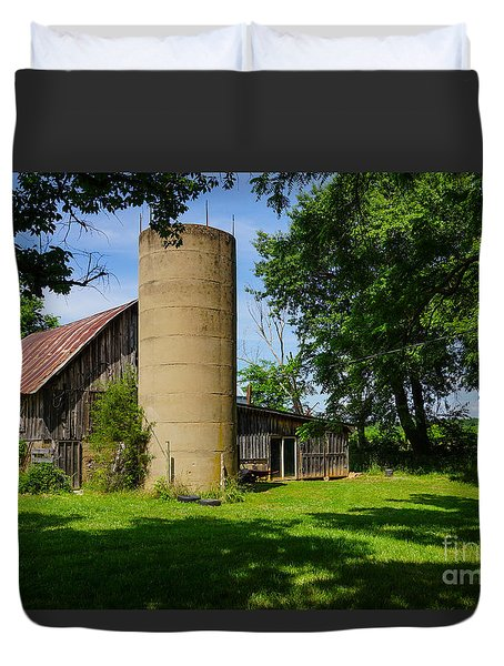 Family Farm Duvet Cover