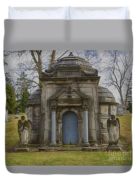 Family Duvet Cover by JRP Photography