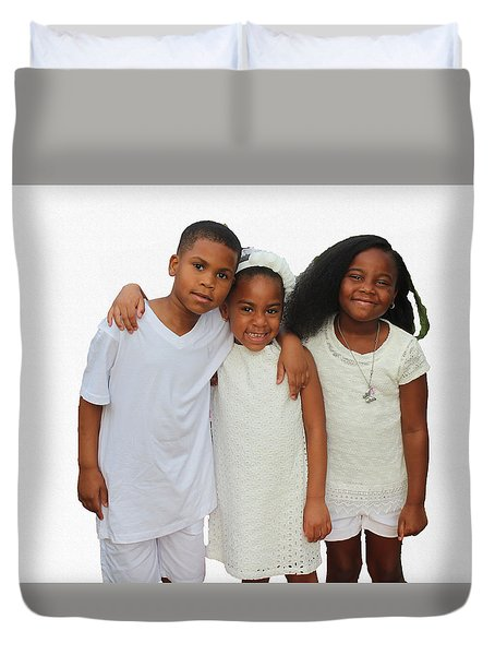 Family Love Duvet Cover