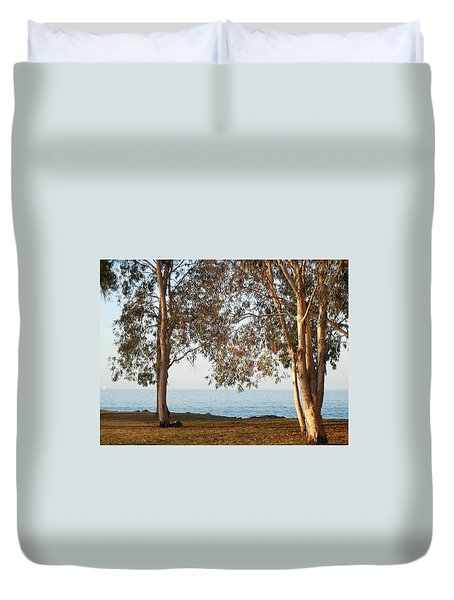 Family Roots Duvet Cover