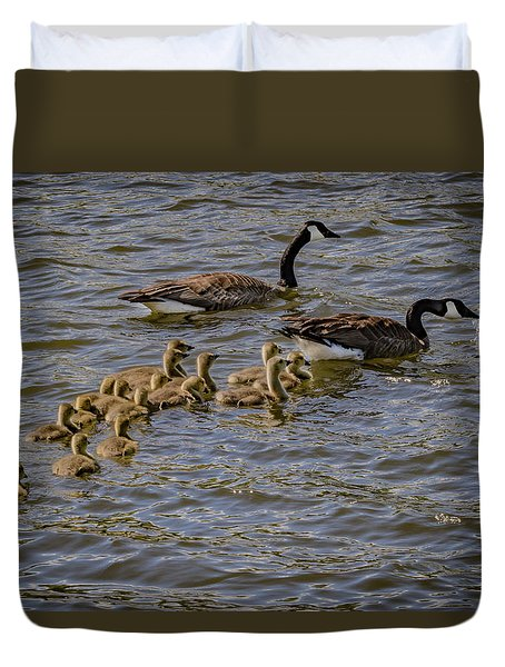 Family Tradition Duvet Cover by Ray Congrove