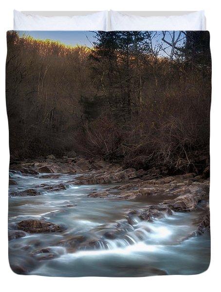 Fane Creek 2 Duvet Cover