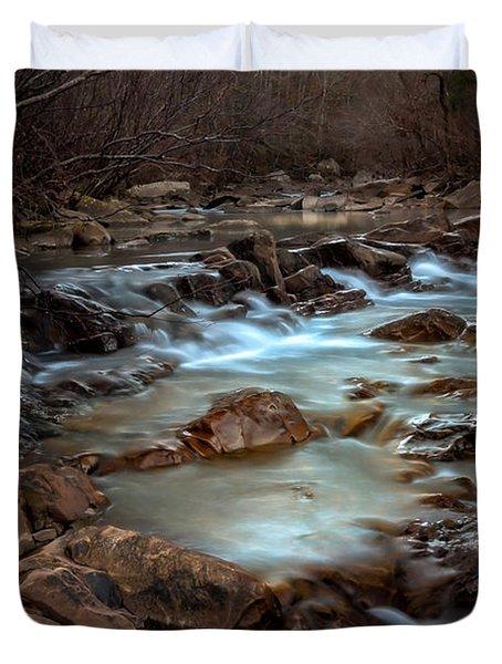 Fane Creek Duvet Cover