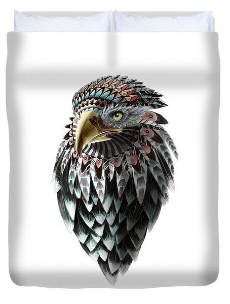 Fantasy Eagle Duvet Cover
