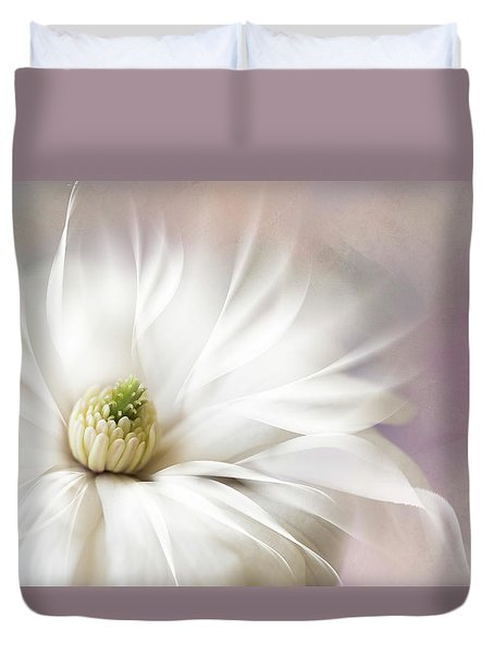 Fantasy Flower Duvet Cover