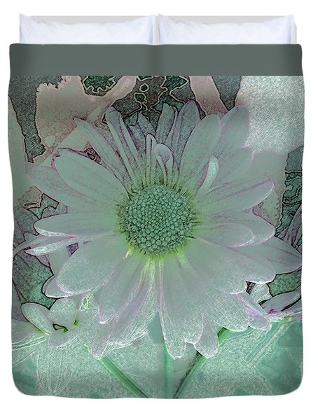 Fantasy Garden Duvet Cover by Barbie Corbett-Newmin